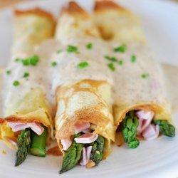Asparagus Mornay recipe