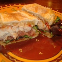Mediterranean Fish Sandwiches recipe