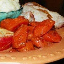 Cardamom Carrots recipe