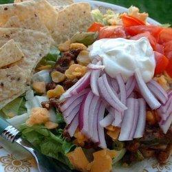 Surprisingly Superb Weeknight Taco Salad recipe