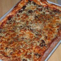 Spicy Pizza Sausage recipe