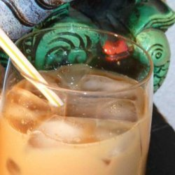 Indian Chai Iced Coffee recipe