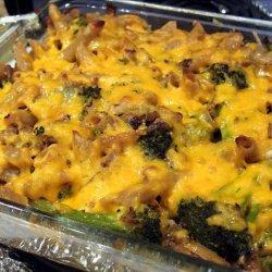 Turkey Sausage With Broccoli recipe
