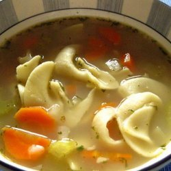 Turkey Soup for the Slow Cooker recipe