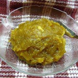 Pumpkin Apple Butter recipe