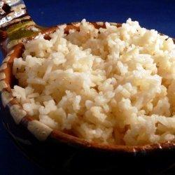 Rice Cooked in Coconut-(Wali Wa Nazi) recipe