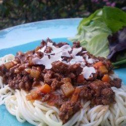 Bell'alimento Bolognese Sauce recipe