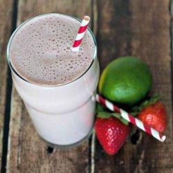 Strawberry Yogurt Shakes recipe