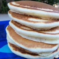 Pancakes from Scratch recipe