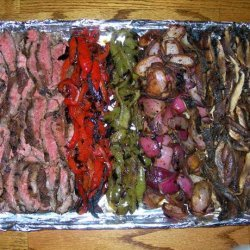 Kim's Steak Fajitas recipe