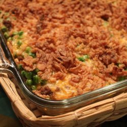 Easy Hamburger Casserole recipe