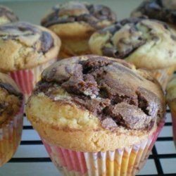 Nutella Frosted Cupcakes recipe