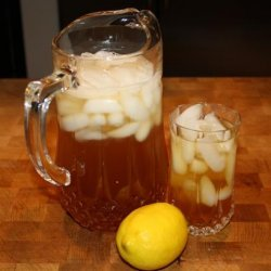 Iced Tea Syrup recipe