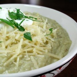 Quick and Easy Artichoke Soup recipe