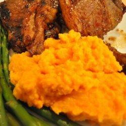 Sweet Potato & Carrot Puree recipe