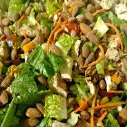 Moroccan Chicken Salad (California Pizza Kitchen Copycat) recipe
