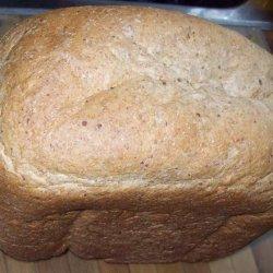 Whole Wheat, Flax & Honey Bread Machine Bread recipe