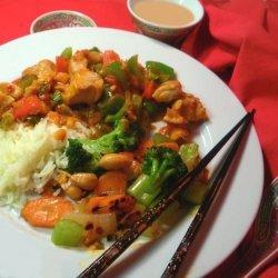Sichuan Pepper Chicken recipe