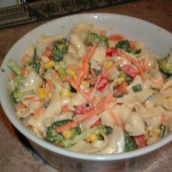 Spring Vegetable Pasta Salad recipe
