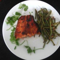 Pacific Rim Salmon recipe