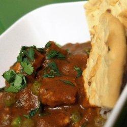 'chicken' Tikka Masala - Vegan Style recipe