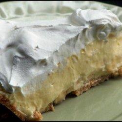 French Vanilla Banana Cream Pie recipe