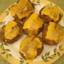 Not Your Mom's Meatloaf Patties recipe