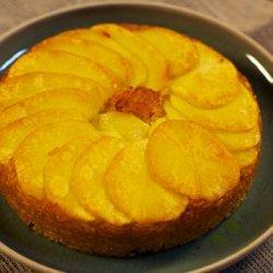Iranian Rice With Potato Crust and Saffron recipe