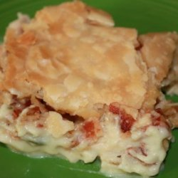 Chicken Bacon Pie recipe