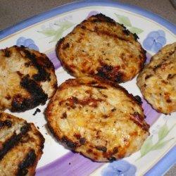 Rockin Cheddar Ranch Turkey Burgers! recipe
