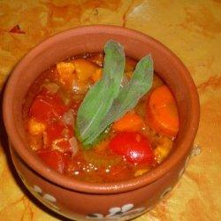 Honeyed Beef Stew recipe