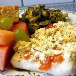 Lemon Baked Cod from Greece! recipe
