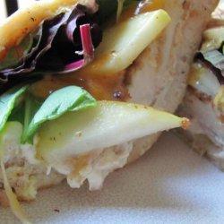 A Great Monte Cristo Sandwich - Longmeadow recipe