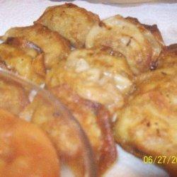 Fried Pork Dumplings recipe