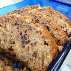Josie's Pineapple Zucchini Bread recipe
