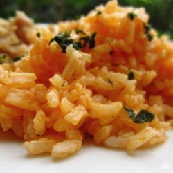 Super Easy Mexican Rice recipe
