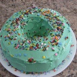 Cream Cheese Bundt Cake recipe