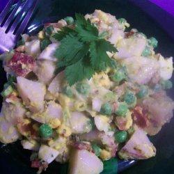 New Potato Salad With Avocado Dressing recipe