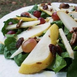 Salad With Fruit and Cheese recipe