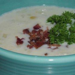 Cream of Corn Soup recipe