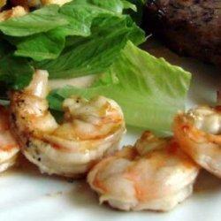 grilled rummy shrimp recipe