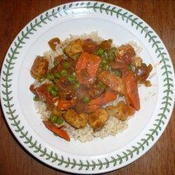 Chicken Curry With Coconut Milk recipe