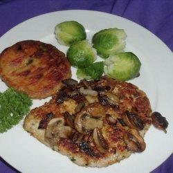Chicken Cutlet Supreme recipe