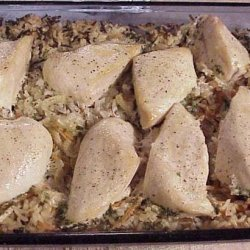 T's Favorite Chicken and Wild Rice recipe