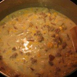 Sausage Stew recipe