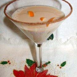 Chocolate Orange Cream Cocktail recipe