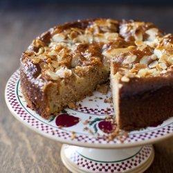 Swedish Apple Cake recipe
