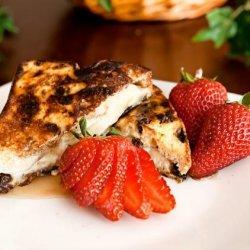 Ww 7 Points - Banana Stuffed French Toast recipe