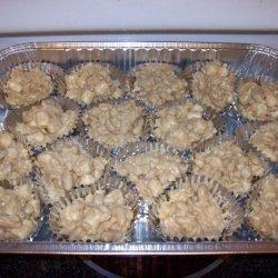 Almond Bark Crispy Drops recipe