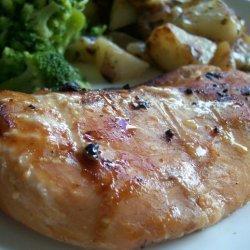 BBQ Chicken Teriyaki recipe
